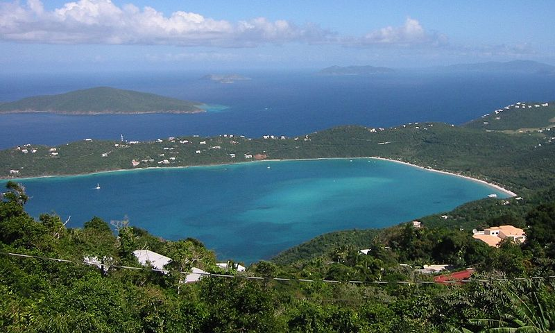 Megans Bay US Virgin Islands